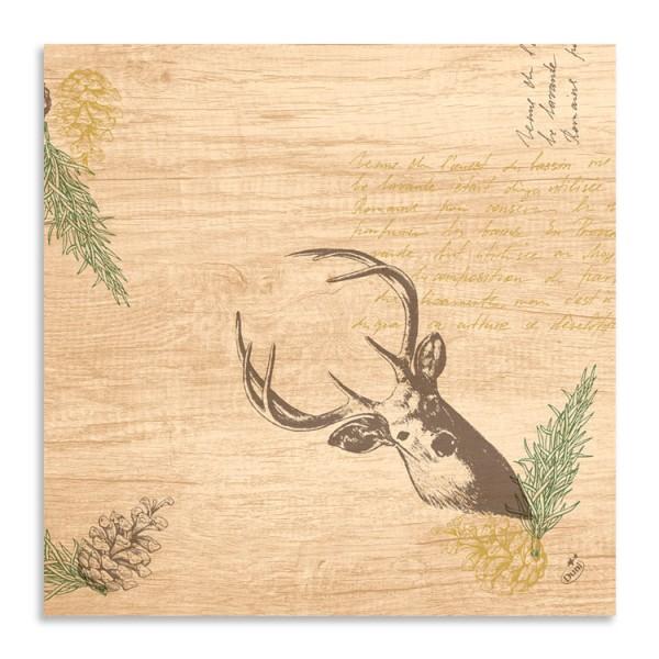 """40er Dunisoft Serviette """"My Deer"""""""