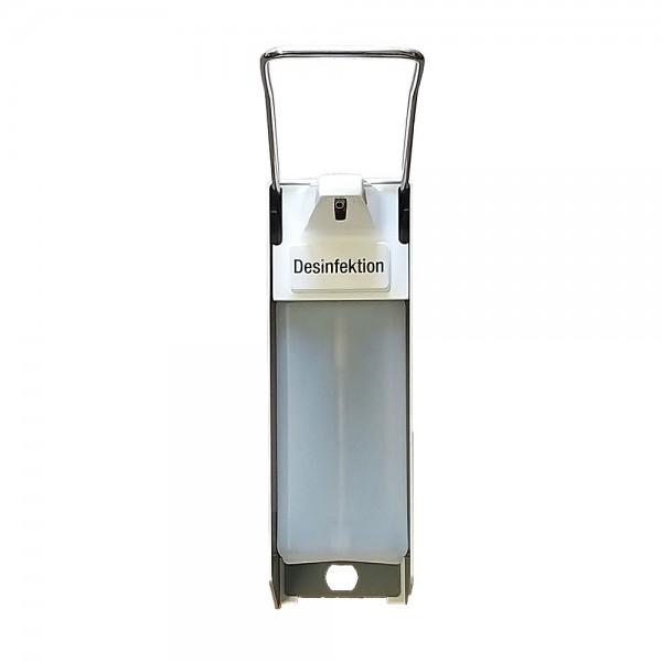 Desinfektionsmittelspender Aluminium, 1000ml