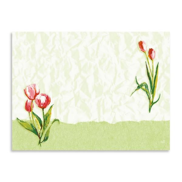 """Dunicel Tischset """"Red Tulip"""""""
