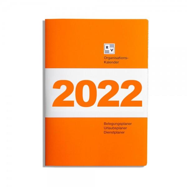 Zimmerbelegungskalender 2022