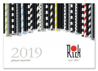 Preisliste Rick 2019/2020