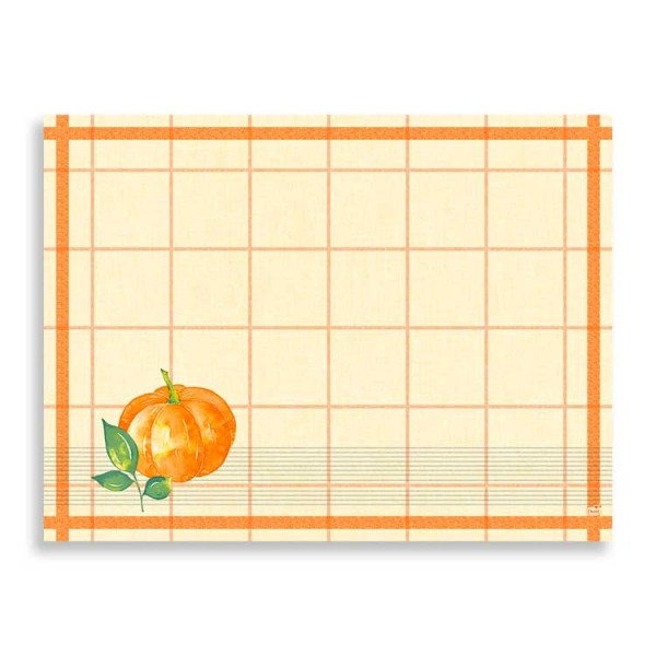 """Papier Tischset """"Pumpkin Spice"""""""