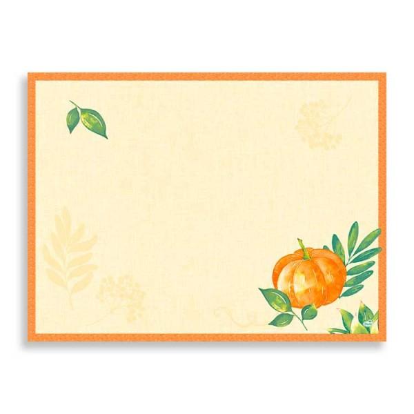 "Dunicel Tischset ""Pumpkin Spice"""
