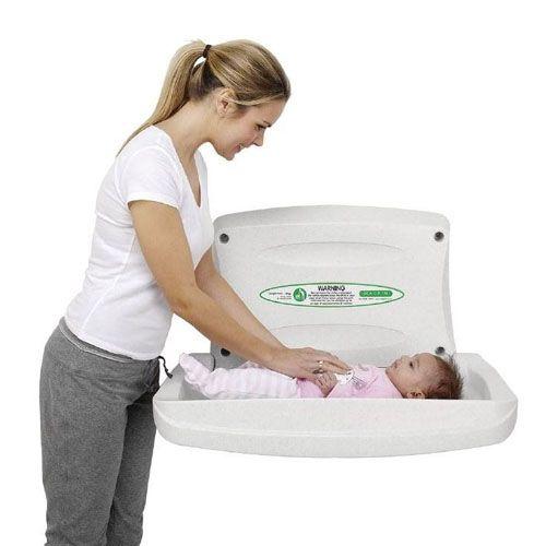 Baby Wickeltisch, ausklappbar