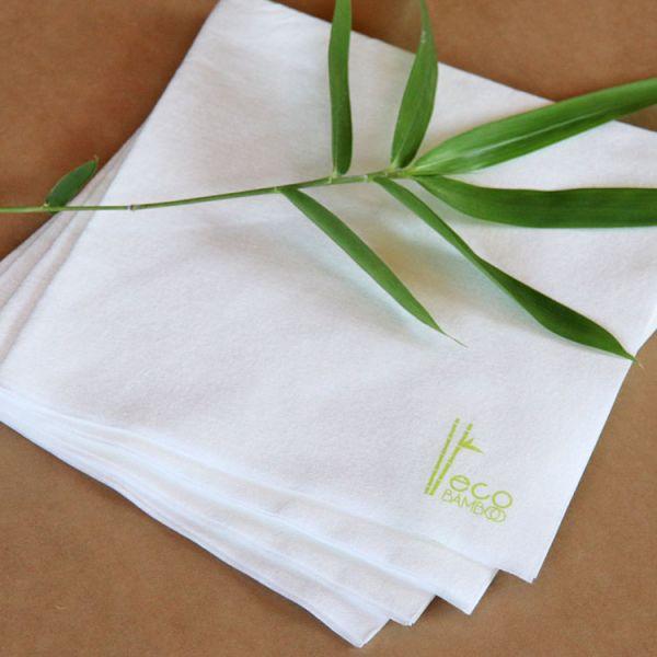 40er Servietten Eco Bambus
