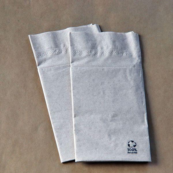 Serviettentaschen, Eco Label