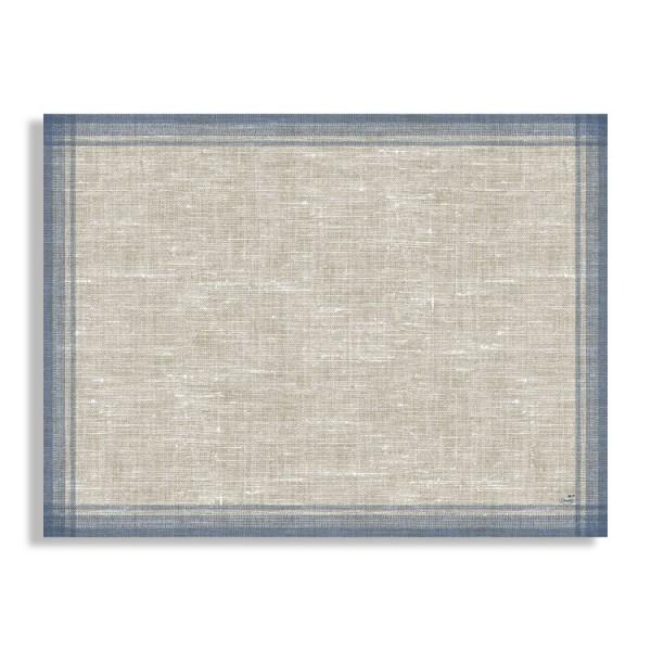 Papier Tischsets Linus blue