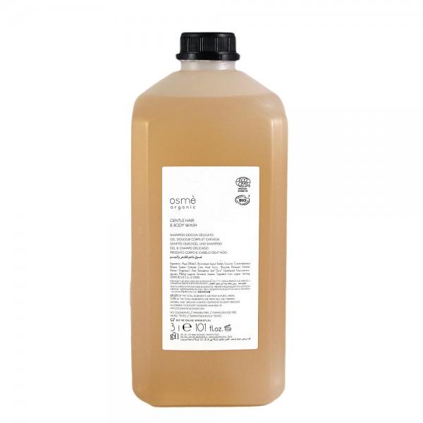 "Haut & Haar Shampoo ""Osmè"", 3l Nachfülltank"