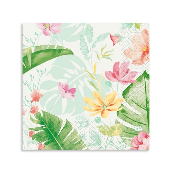 """33er Zelltuchserviette """"Tropical Garden"""""""