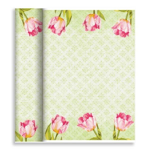 """Tischläufer Tête-à-Tête """"Love Tulips"""""""