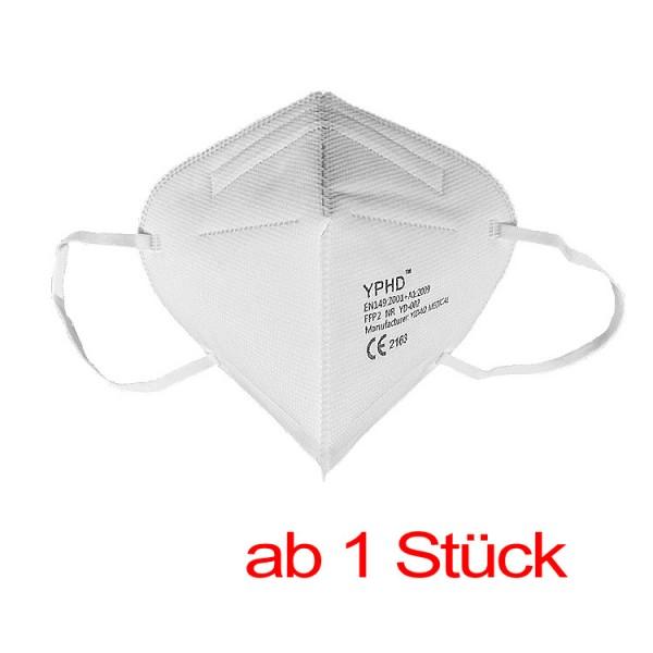 FFP2 Maske, CE2163 einzeln verpackt