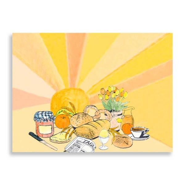 """Dunicel Tischset """"Ein schöner Tag"""""""