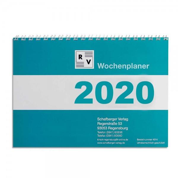 Wochenplaner 2020