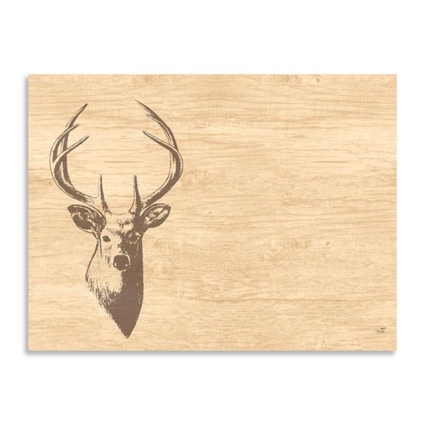 """Papier Tischset """"My Deer"""""""