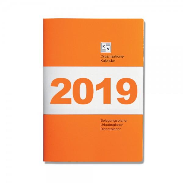Zimmerbelegungskalender 2019