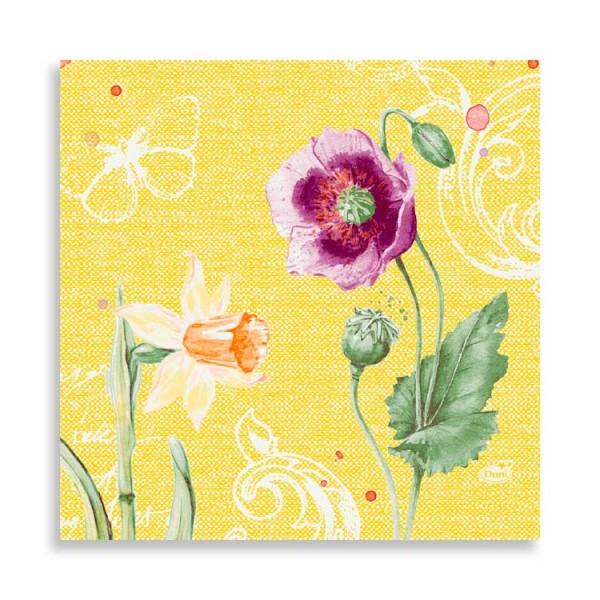 """33er Zelltuchserviette """"Spring Lilies"""""""