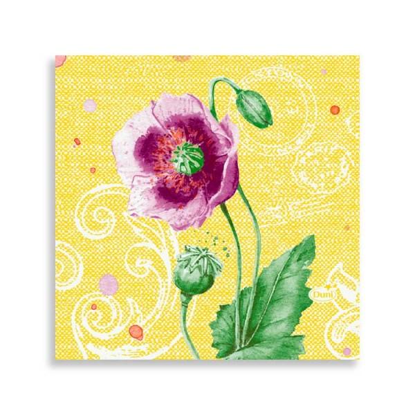 """24er Zelltuchserviette """"Spring Lilies"""""""
