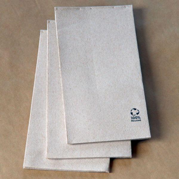 40er Servietten 1/8 Falz, Eco Label