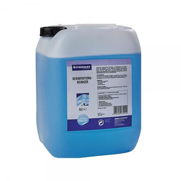 Desinfektionsreiniger für Flächen, 10 Liter