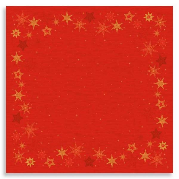 """Dunicel Mitteldecke """"Star Stories Red"""""""