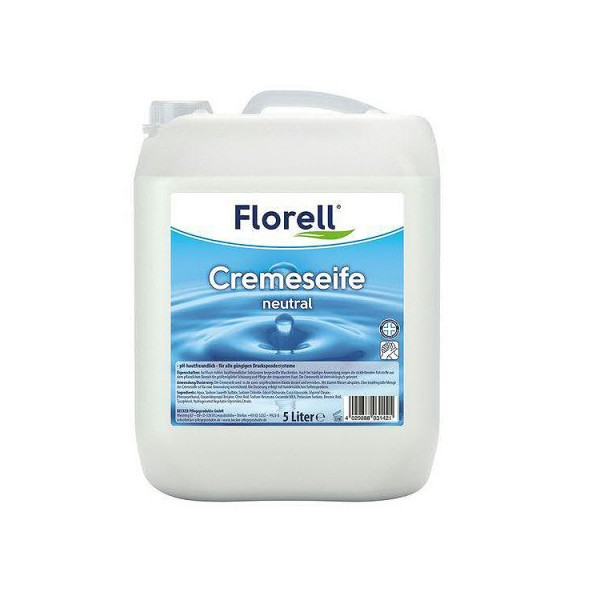 Florell Cremeseife 5 Liter