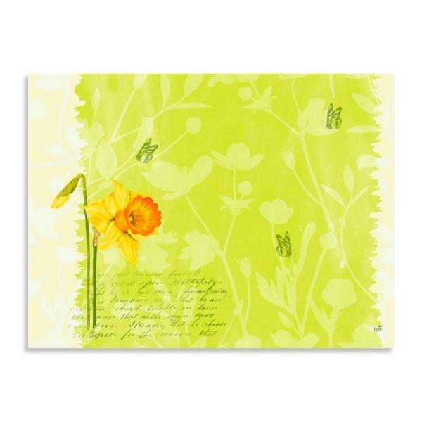 "Dunicel Tischset ""Spring Flowers"""