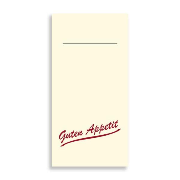 """Pocket Napkin """"Guten Appetit"""""""