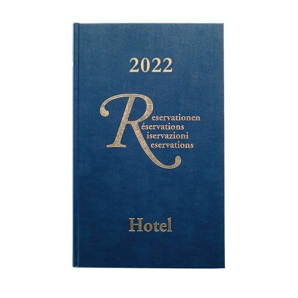 Hotel Reservierungsbuch 2022