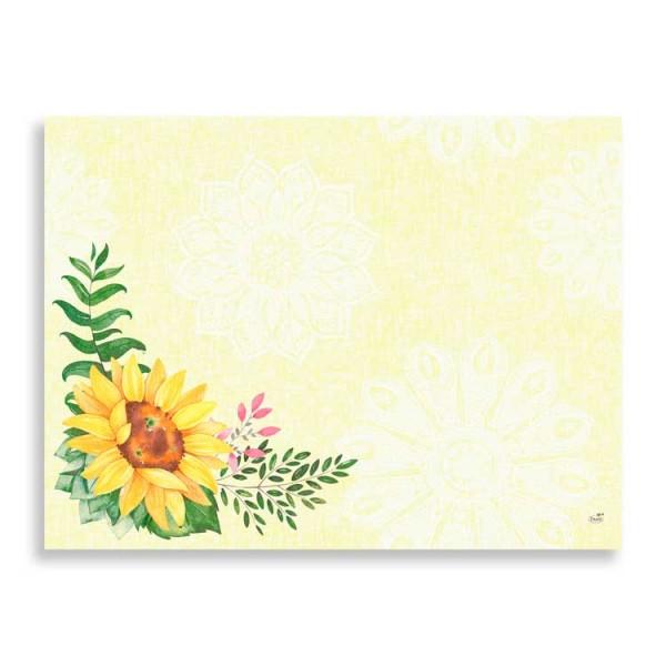 "Dunicel Tischset ""Sunflower"""
