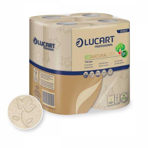 "Toilettenpapier ""ECONatural"" 2-lagig"