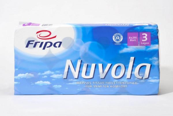 """Toilettenpapier """"Nuvola"""" 3-lagig"""